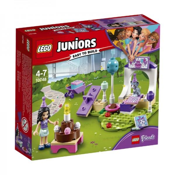 10748 Lego Juniors Emma's Huisdierenfeestje