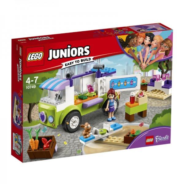 10749 Lego Juniors Mia's biologische voedselmarkt