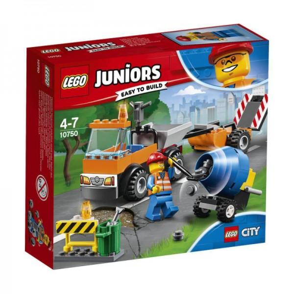 10750 Lego Juniors Reparatietruck