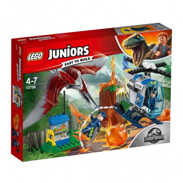 10756 Lego Juniors Ontsnappen Aan De Pteranodon