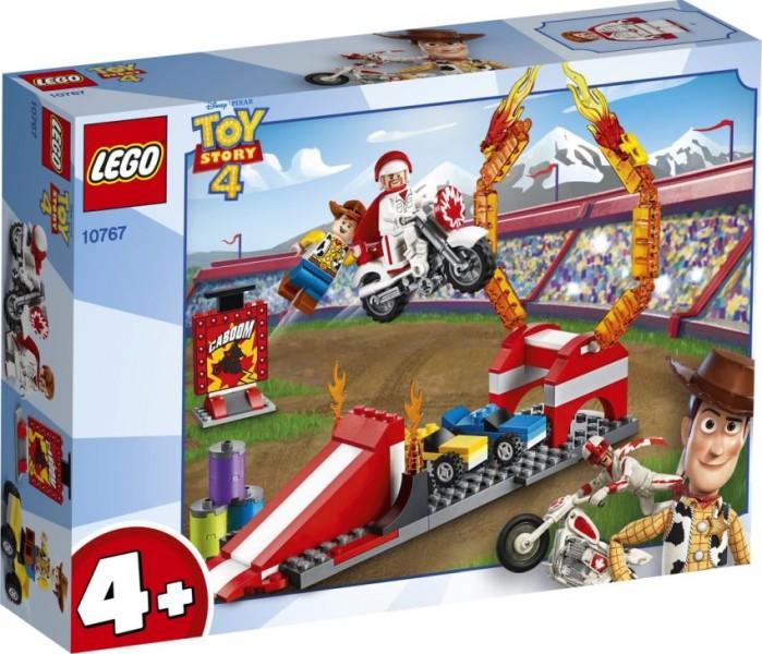 10767 Lego 4+ Toy Story 4 Graaf Kaboems Stuntshow