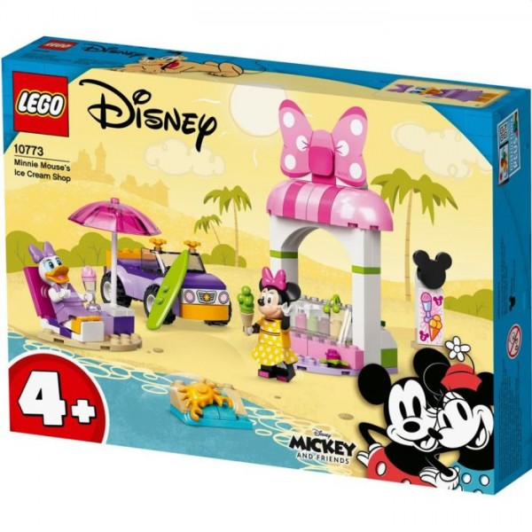 10773 LEGO Minnie Mouse's Ice Cream Shop