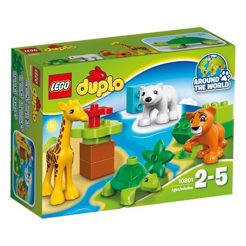 10801 Lego Duplo Jonge dieren