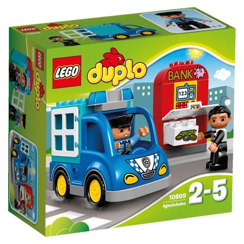 10809 Lego Duplo Politiepatrouille