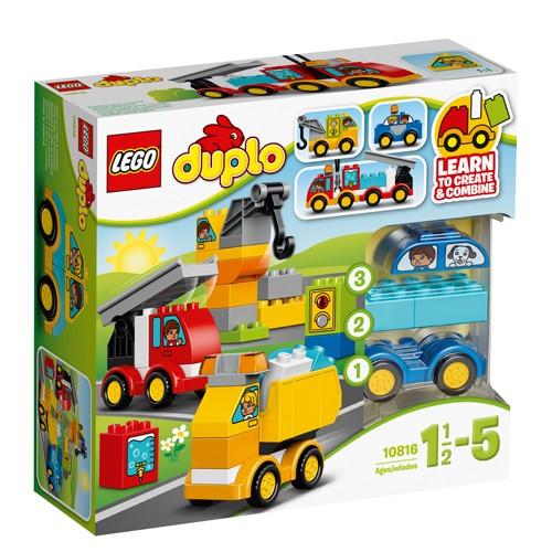 10816 Lego Duplo Mijn eerste voertuigen
