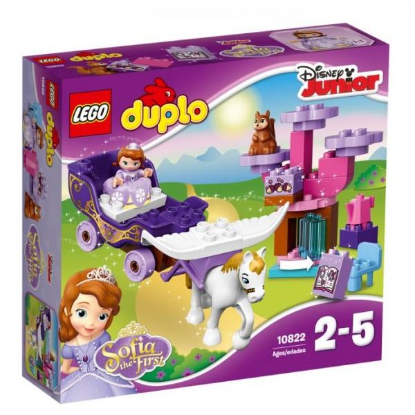 10822 Lego Duplo Sofia het Prinsesje Magische Koets