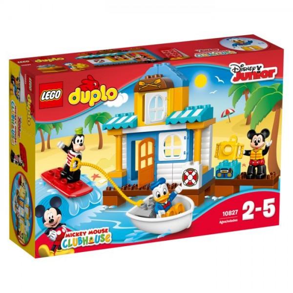 10827 Lego Duplo Mickey & Friends Strandhuis