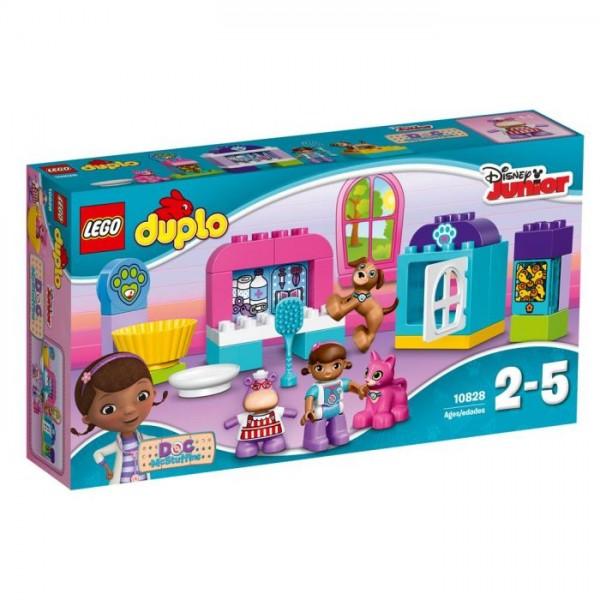 10828 Lego Duplo Doc Mc Stuffins Huisdierenkliniek