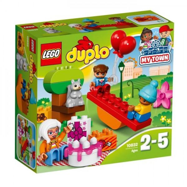 10832 Lego Duplo - Verjaardagsfeestje