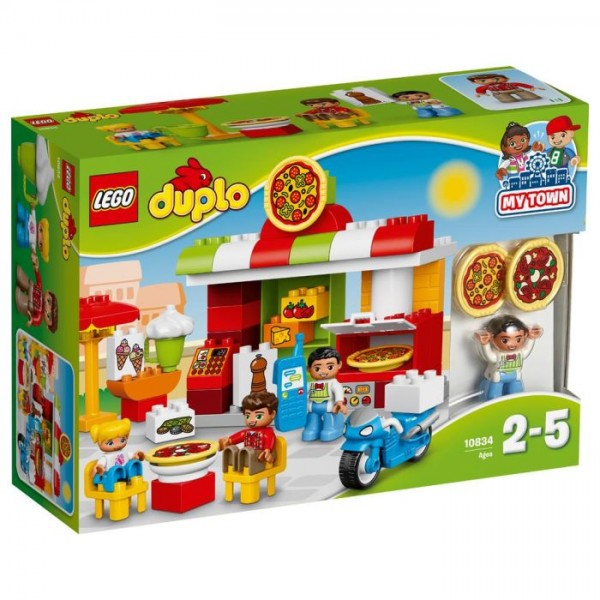 10834 Lego Duplo - Pizzeria
