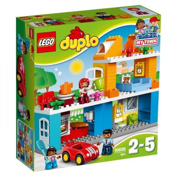 10835 Lego Duplo - Town Familiehuis