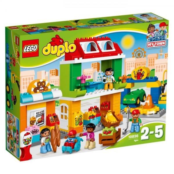 10836 Lego Duplo Town - Stadsplein