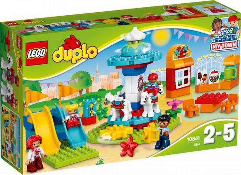10841 Lego Duplo Familiekermis