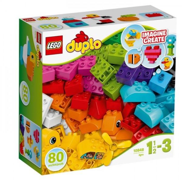 10848 Lego Duplo - Mijn Eerste Bouwstenen