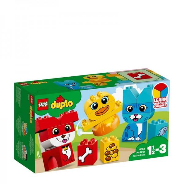 10858 Lego Duplo Mijn Eerste Puzzeldieren