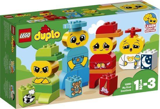 10861 Lego Duplo Mijn Eerste Emoties