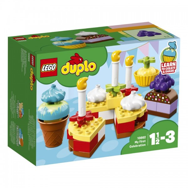 10862 Lego Duplo Mijn Eerste Feest