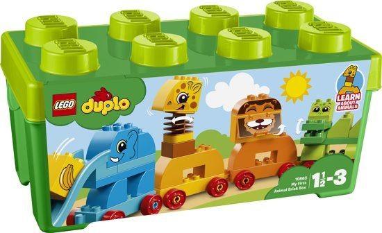 10863 Lego Duplo Mijn Eerste Dier Opbergdoos