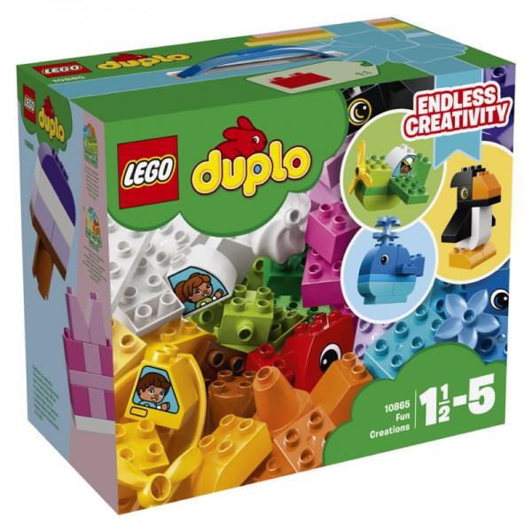 10865 Lego Duplo Leuke Creaties