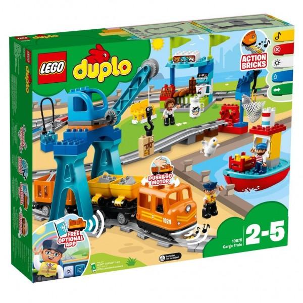 10875 Lego Duplo Goederentrein