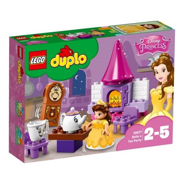 10877 Lego Duplo Belles Theekransje