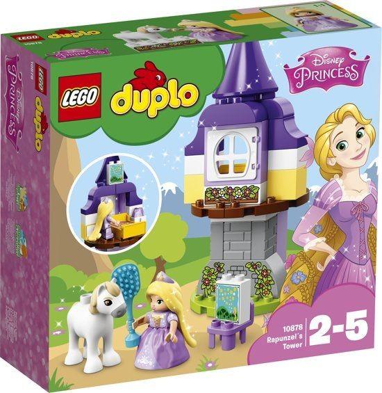 10878 Lego Duplo Rapunzels Toren