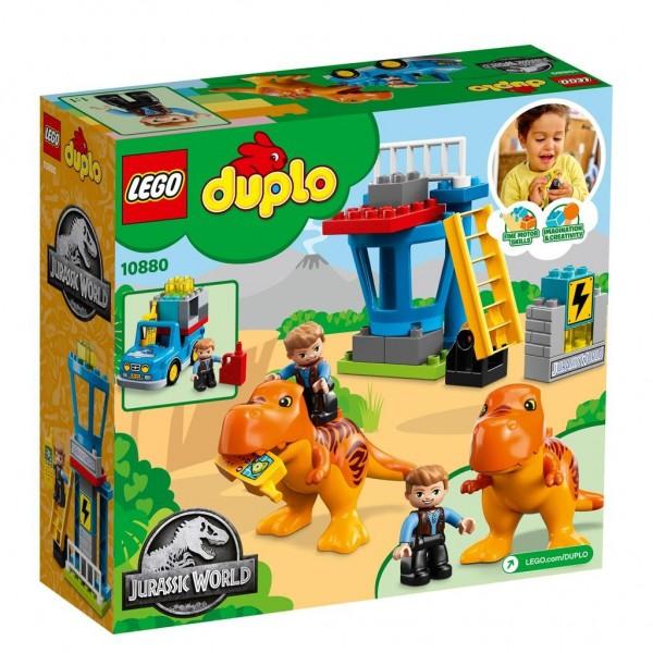10880 Lego Duplo T-Rex Toren