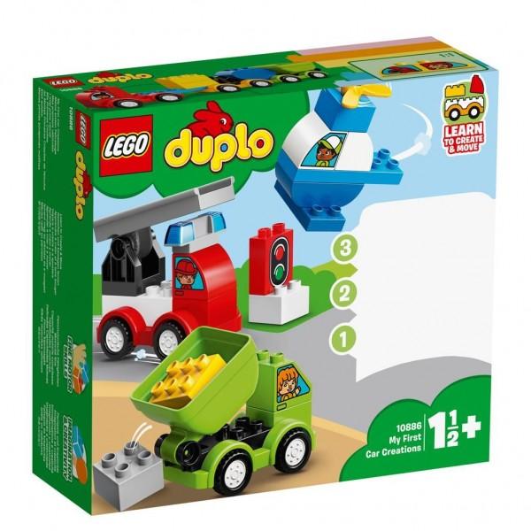 10886 Lego Duplo Mijn Eerste Autocreaties