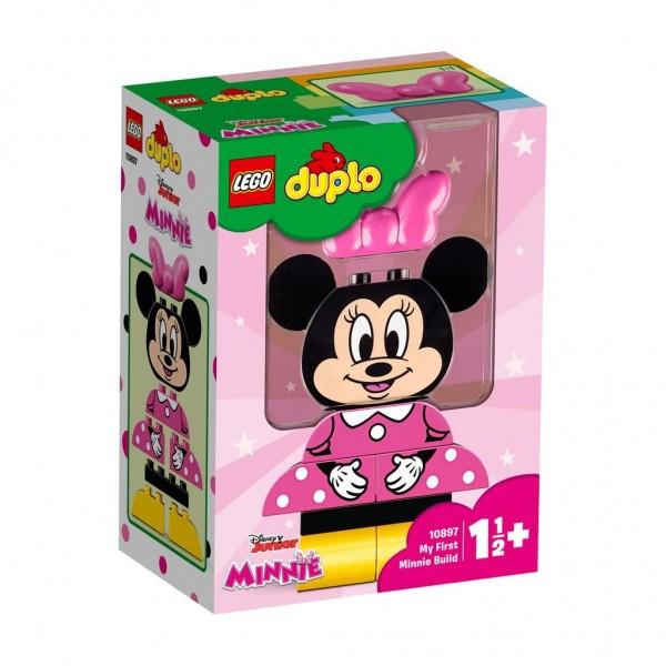 10897 Lego Duplo Mijn Eerste Minnie Creatie
