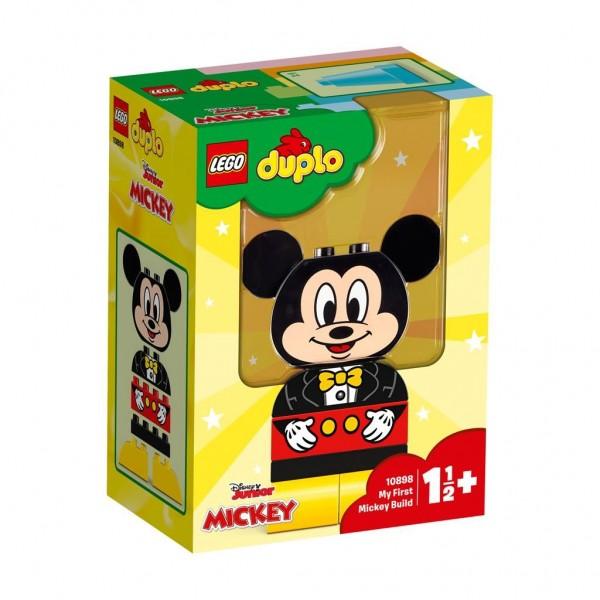 10898 Lego Duplo Mijn Eerste Mickey Creatie