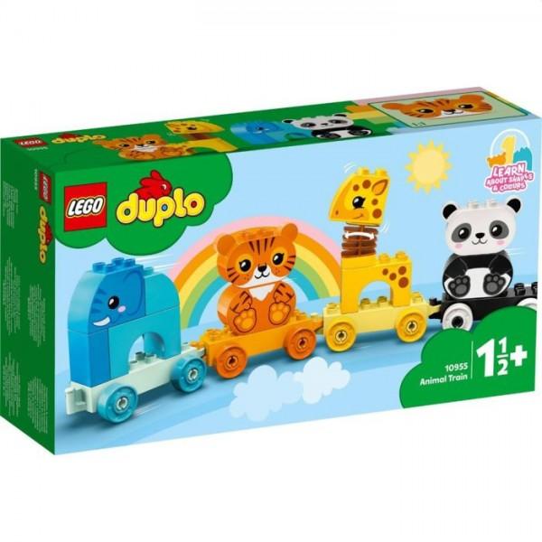 10955 Lego Duplo Animal Train