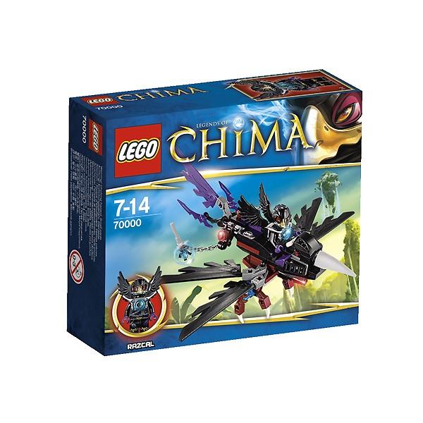 Lego Chima Ravens 70000 Lego Chima Razcal 39 s