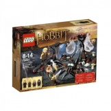 79001 Lego Lord Of The Rings Spinnen van Mirkwood
