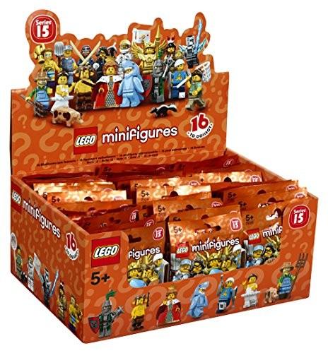 LEGO Minifiguren Series 15 71011
