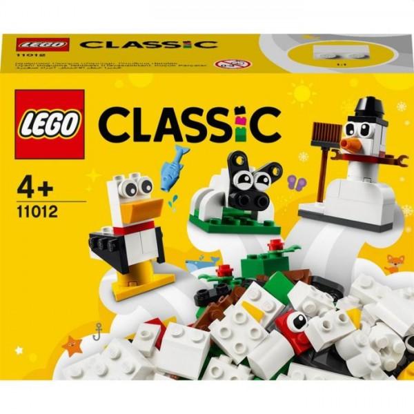 11012 Lego Classic Creative Witte Stenen