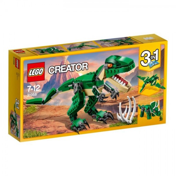 31058 Lego Creator - Machtige Dinosaurussen