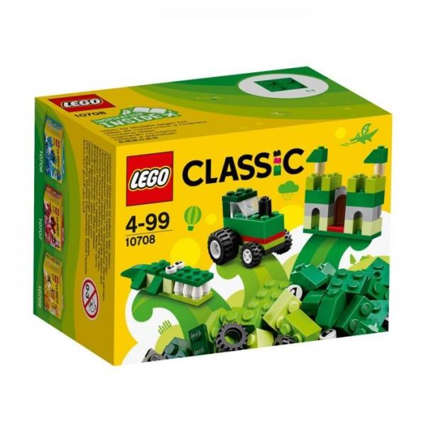 10708 Lego Classic - Groene Creatieve Doos