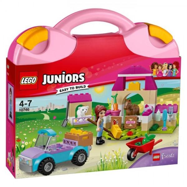 10746 Lego Juniors - Mia's Boerderijkoffer