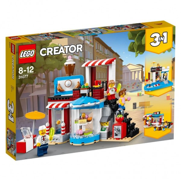 31077 Lego Friends Modulaire Zoete Traktatie