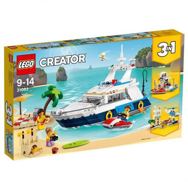 31083 Lego Creator Cruising Avonturen