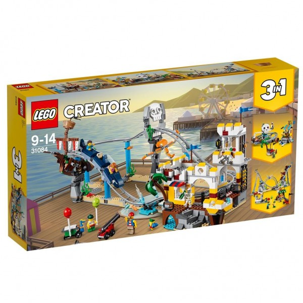 31084 Lego Creator Piratenachtbaan