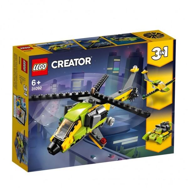 31092 Lego Creator Helikopteravontuur