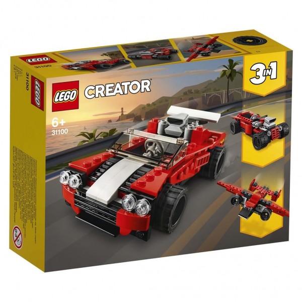 31100 Lego Creator Sportwagen