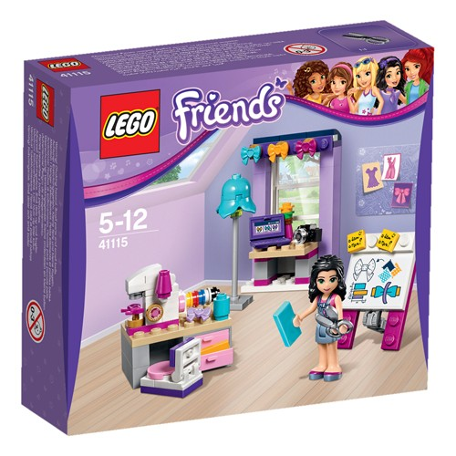 41115 Lego Friends Emma's Atelier
