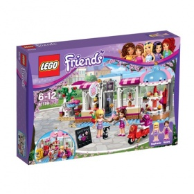 41119 Lego Friends Heartlake Cupcake Cafe