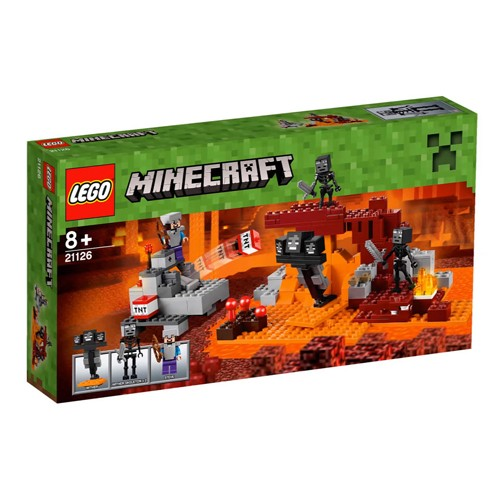 21126 Lego Minecraft De Wither