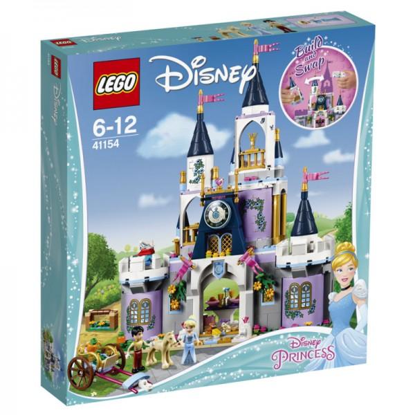 41154 Lego Princess Assepoesters Droomkasteel