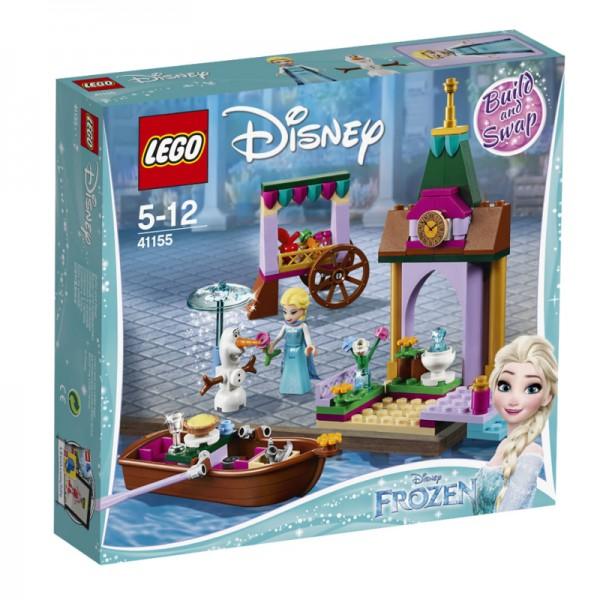 41155 Lego Princess Elsa's Marktavontuur