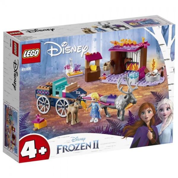 41166 Lego Disney Frozen Elsa's Koetsavontuur