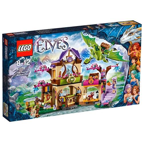 41176 Lego Elves De geheime markt